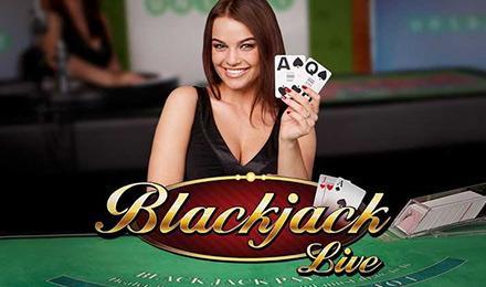 blackjack live croupiere casino