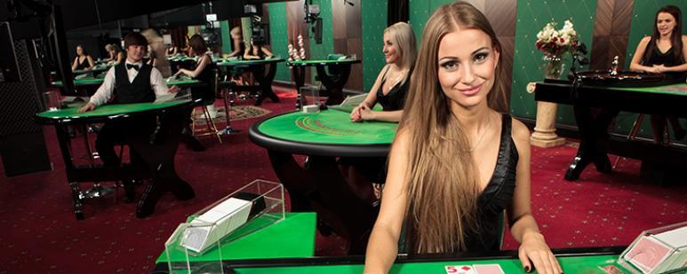 blackjack live croupiers casino